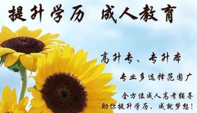 广州成人高考报名网
