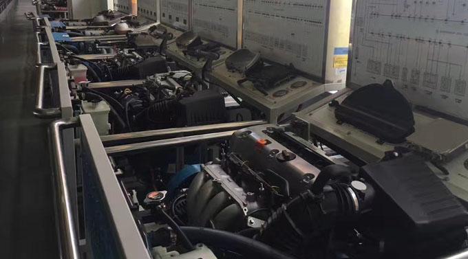 汽车电气检测与维修专业