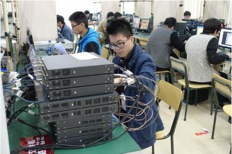 贵州邮电学校—计算机网络应用专业