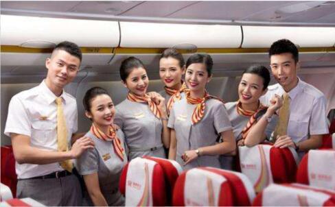 淮南女子学校航空服务专业